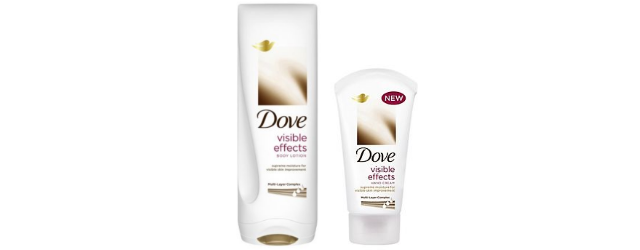 Dove Visible Effects