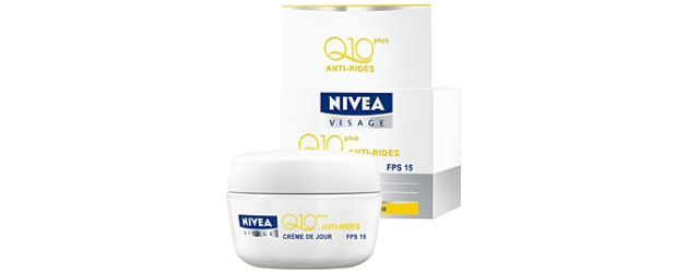 Nivea Visage Q10 Plus Day Cream SPF 15
