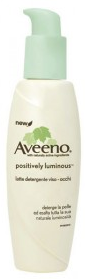 Aveeno Positively Luminous Démaquillant Visage - Yeux / Face - Eye Make-up Remover