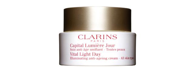 Clarins Vital Light / Capital Lumière Day