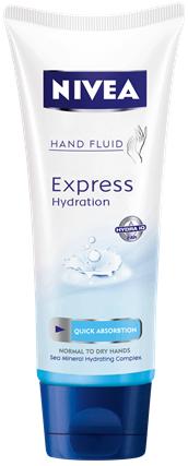 Nivea Express Hydration Hand Lotion
