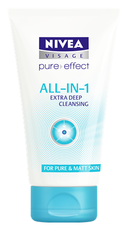 Nivea Pure Effect All-in-1