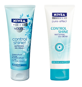 Nivea Young/Pure Effect Control Shine