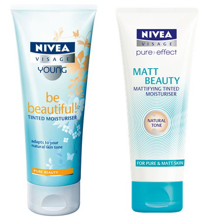 Nivea Young/Pure Effect Matt Beauty
