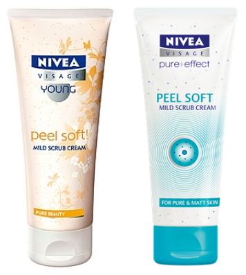 Nivea Young/Pure Effect Peel Soft