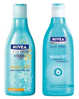 Nivea Young/Pure Effect Wash Off