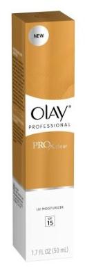 Olay Pro-X Clear UV Moisturizer SPF 15
