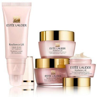 Estee Lauder Resilience Lift Firming/Sculpting range