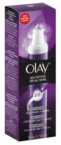 Olay Age Defying 2-in-1 Anti-Wrinkle Day Cream + Serum