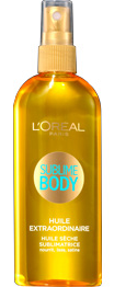 L'Oréal Paris Sublime Body Huile Extraordinaire / Amazing Oil
