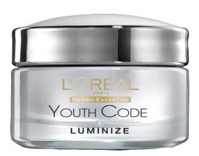 Youth Code Luminize Cream (Europe)