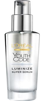 Youth Code Luminize Serum (Europe)