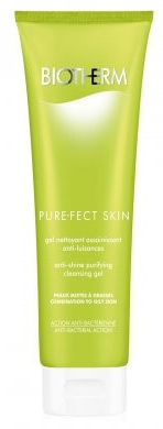 Biotherm Pure.fect Anti-shine Purifying Cleansing Gel