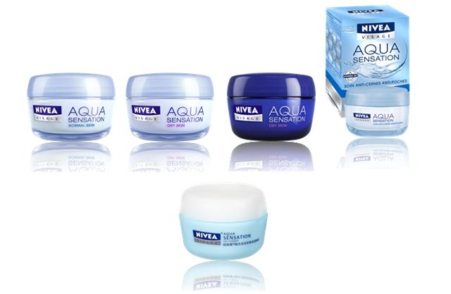 Nivea Visage Aqua Sensation Skincare