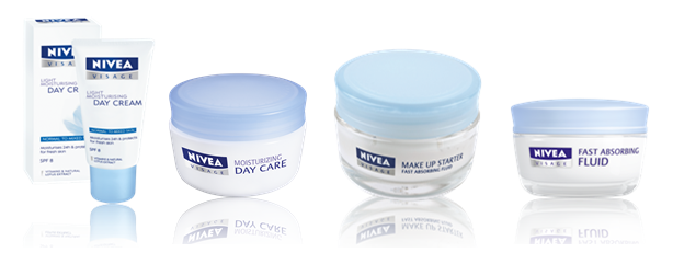 Nivea Visage Essentials Normal Skin Skin Care