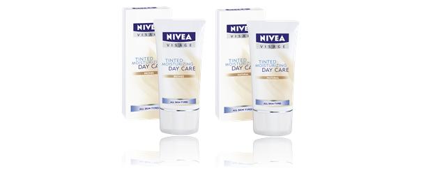 Nivea Visage Essentials Tinted Moisturizers