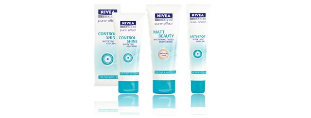 Nivea Visage Pure Effect Skincare