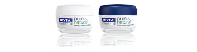 Nivea Visage Pure & Natural Anti-Wrinkles