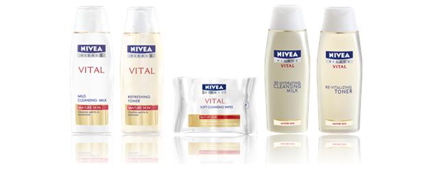 Nivea Visage Vital Cleansing