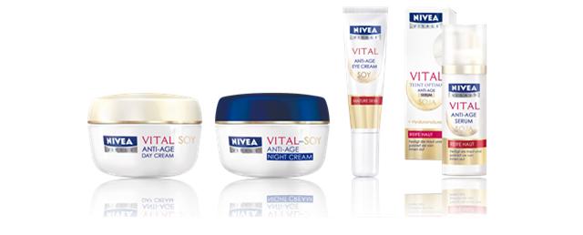 Nivea Visage Vital Skincare