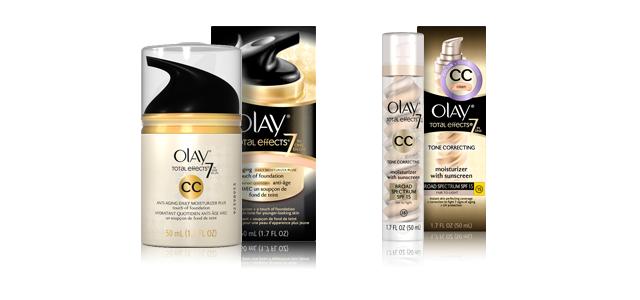 Olay CC Creams