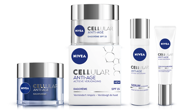 Nivea Cellular Anti-Age range