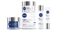 Nivea is launching this May 2013 a new range of anti-aging skincare : Cellular Anti-Age
