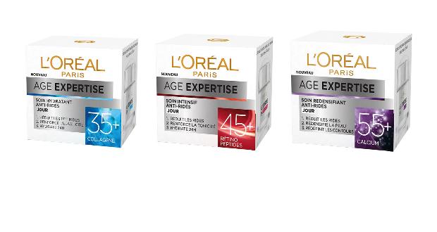 L'Oréal Age Expertise