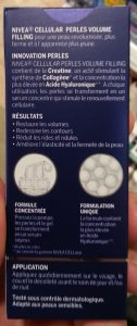 Nivea Cellular Volume Filling Pearls